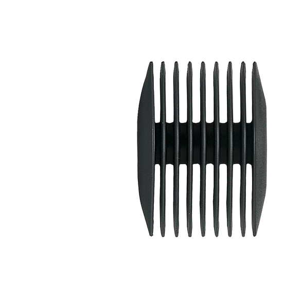 Attachment comb 1565-7070 9/12 mm
